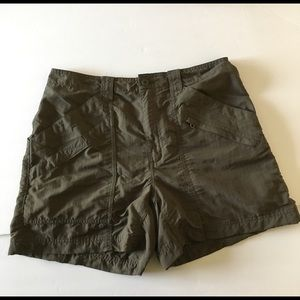 Royal Robbins Olive green Sport outdoor shorts